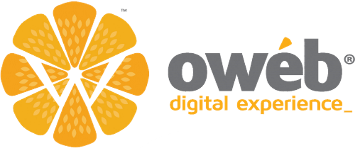 logo oweb digital experience greece webdesign online marketing