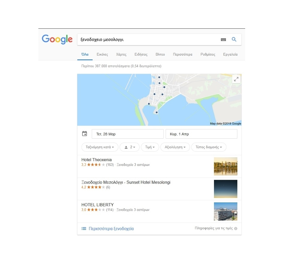 local seo oweb digital experience